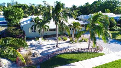 Delray Beach FL Single Family Home For Sale: $1,175,000