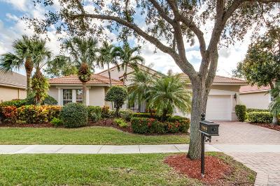 Boynton Beach FL Single Family Home For Sale: $595,000