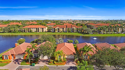 Palm Beach Gardens Single Family Home For Sale: 8017 Via Hacienda