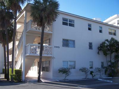 West Palm Beach Rental Leased: 3915 S Flagler Drive #208