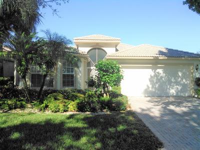 Boynton Beach Single Family Home For Sale: 7633 Las Cruces Court