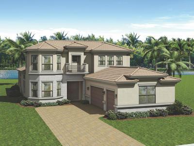 Broward County, Palm Beach County Single Family Home For Sale: 9806 Bozzano Drive