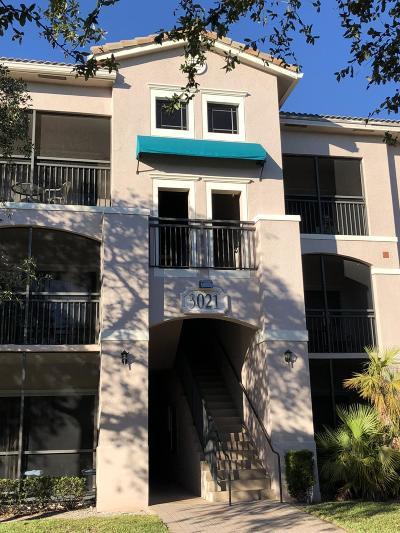Palm Beach Gardens Condo For Sale: 3021 Alcazar Place #203