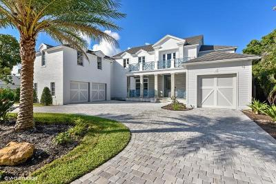 Delray Beach Single Family Home For Sale: 906 Hibiscus Lane