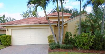 Boynton Beach Single Family Home For Sale: 5345 Toscana Trail