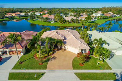 Lake Worth Single Family Home For Sale: 9273 Olmstead Drive