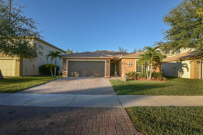 Port Saint Lucie Single Family Home For Sale: 2093 SW Marblehead Way
