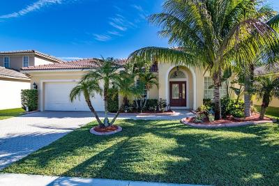 West Palm Beach Single Family Home For Sale: 1300 Stonehaven Estates Drive