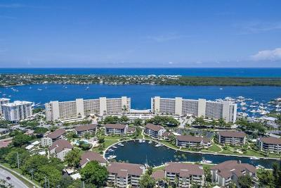 North Palm Beach Condo For Sale: 126 Lakeshore Drive #527