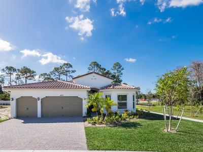 Lake Worth Single Family Home For Sale: 4077 Italia Way