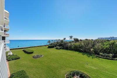 Palm Beach Condo For Sale: 2100 S Ocean Boulevard #306s