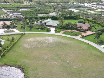 Delray Beach Residential Lots & Land For Sale: 8545 Sawpine Road