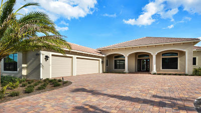 Palm City Single Family Home For Sale: 5210 SW Blue Daze Way