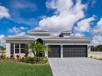 Lake Worth Single Family Home For Sale: 9197 Greenspire Lane