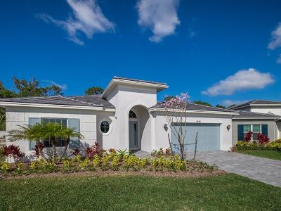 Lake Worth Single Family Home For Sale: 9245 Greenspire Lane