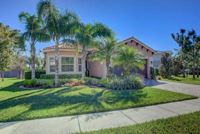 Boynton Beach Single Family Home For Sale: 8368 Serena Creek Avenue