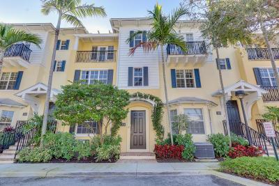 West Palm Beach Townhouse For Sale: 314 Tuxedo Lane