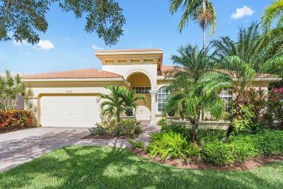 Wellington Single Family Home For Sale: 8805 Via Grande E