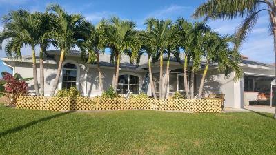 Port Saint Lucie Single Family Home For Sale: 1417 SW Abingdon Avenue
