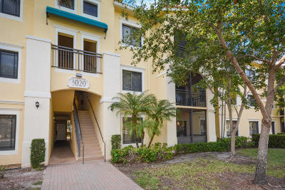 Palm Beach Gardens Condo For Sale: 3020 Alcazar Place #202