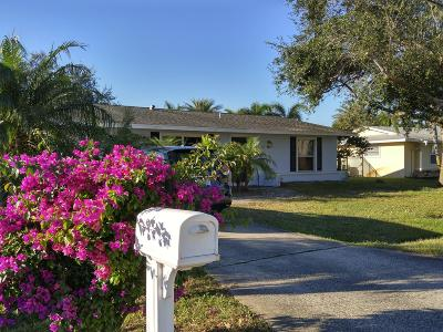 Port Saint Lucie Single Family Home For Sale: 824 SE Degan Drive