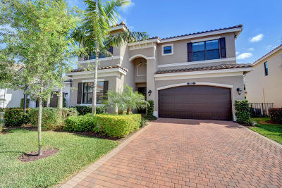 Delray Beach Single Family Home For Sale: 7872 Clay Mica Court