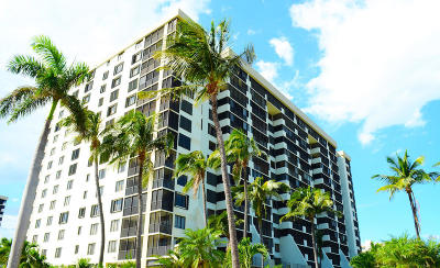 Coronado At Highland Beach Condo Condo For Sale: 3420 S Ocean Boulevard #3r