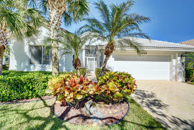 West Palm Beach Single Family Home For Sale: 2484 Sailfish Cove Drive