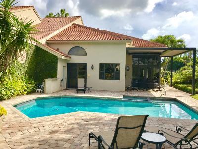 Palm Beach Gardens FL Single Family Home Contingent: $750,000