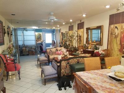 Lake Worth Single Family Home For Sale: 509 Holyoke Lane #A