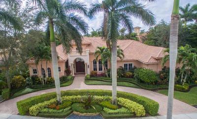 Single Family Home For Sale: 17125 Avenue Le Rivage