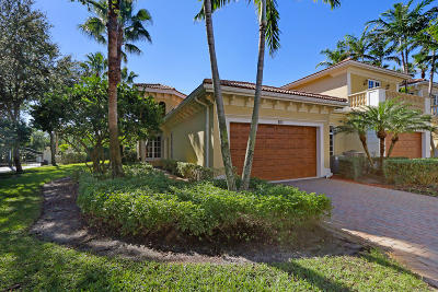 Palm Beach Gardens Townhouse For Sale: 101 Renaissance Drive