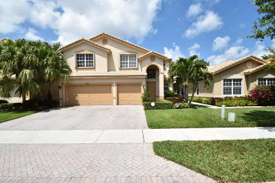 Delray Beach Single Family Home For Sale: 4819 S Classical Boulevard