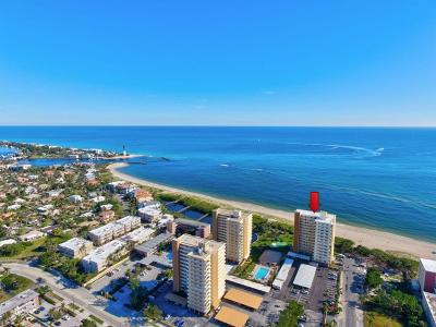 Pompano Beach Condo For Sale: 1610 Ocean Boulevard #1202