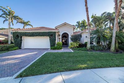 Delray Beach Single Family Home For Sale: 16420 Braeburn Ridge Trail