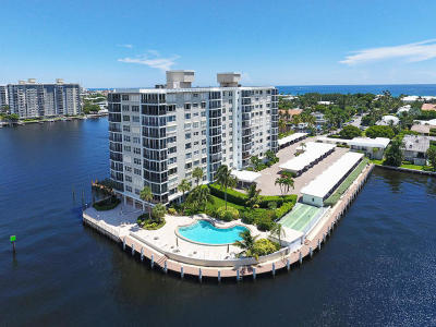 Delray Beach Condo For Sale: 400 Seasage Drive #604