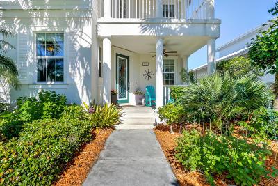 Jupiter Single Family Home For Sale: 1185 Key Largo Street