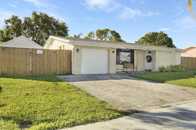 Pembroke Pines Single Family Home Contingent: 8840 NW 3rd Street