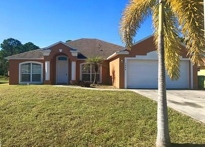 Port Saint Lucie Single Family Home For Sale: 3444 SW Europe Street