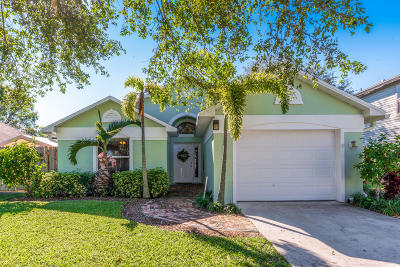 Jupiter Single Family Home For Sale: 6418 Pompano Street