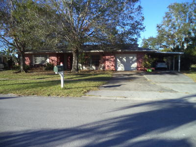 Port Saint Lucie Single Family Home For Sale: 213 SW Lucero Drive