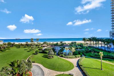 Oceantree Condo Contingent: 3400 Ocean Drive #501
