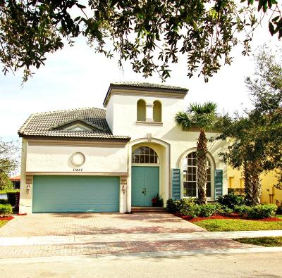 Port Saint Lucie Single Family Home For Sale: 11457 SW Kingslake Circle