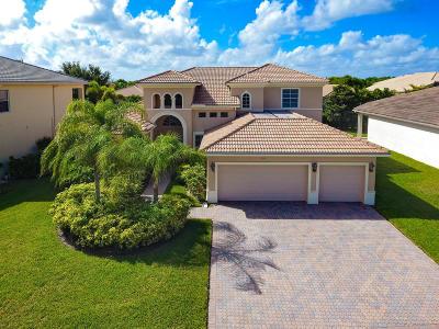 West Palm Beach Single Family Home For Sale: 2957 Fontana Place