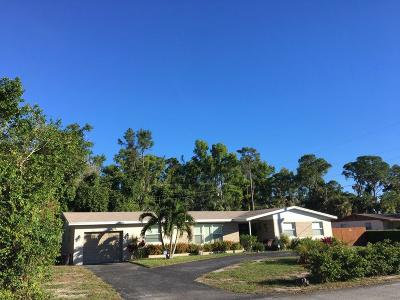 West Palm Beach Single Family Home For Sale: 5939 Saint Barbara Street