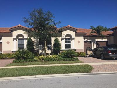 Delray Beach Single Family Home For Sale: 14640 Barletta Way Way