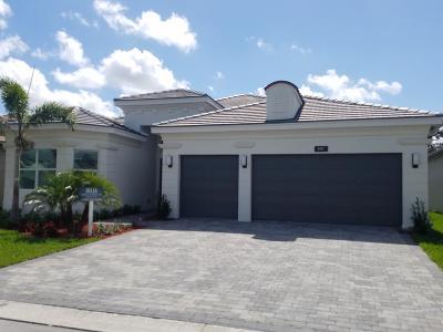 Boynton Beach Single Family Home For Sale: 8987 Golden Mountain Circle