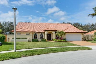 Boca Raton Single Family Home For Sale: 2601 NW 29th Avenue