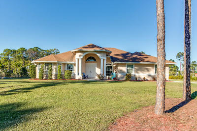 Single Family Home For Sale: 14095 80th Lane