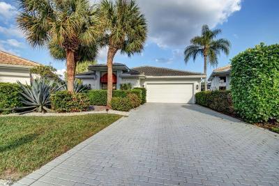 Boca Raton Single Family Home For Sale: 10153 Spyglass Way